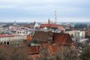 8_0041 Pobernardyński zespół klasztorny z XV w. Siedziba Muzeum Architektury.