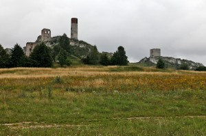 Jurajski zamek Olsztyn
