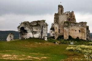 Jurajski zamek Mirów