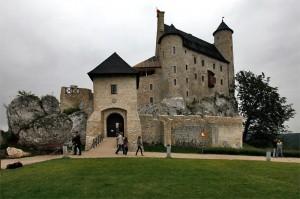 Jurajski zamek Bobolice
