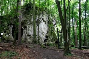 Jurajski zamek Ostrężnik