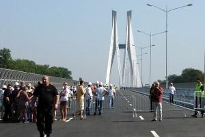 Pieszo po Autostradowej Obwodnicy Wrocławia