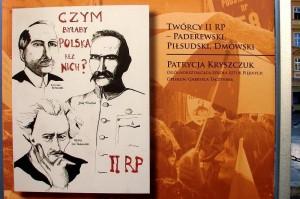 Wąsy Marszałka Piłsudskiego