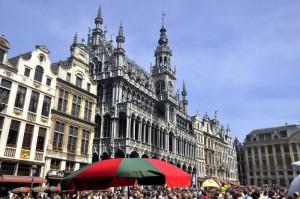Atrakcje Brukseli