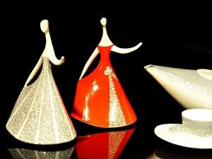 Polski New Look – porcelanowe cudeńka w Muzeum Narodowym