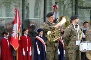 Święto Konstytucji 3 Maja we Wrocławiu