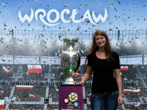 Puchar UEFA EURO 2012 we Wrocławiu