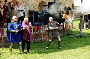 Festiwal Tańca Dawnego PAWANA 2012 we Wrocławiu