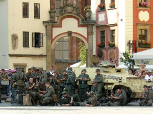 Powstanie Warszawskie – rekonstrukcja historyczna