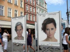 Dzisiaj – Jutro.  Wystawa Parku Śląskiego na wrocławskim Rynku