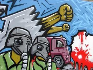 Gaz na ulicach 82 – o wydarzeniach przypomina Ośrodek Pamięć i Przyszłość