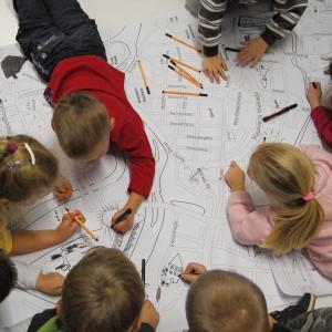 Niedzielne warsztaty dla dzieci w Muzeum Współczesnym Wrocław