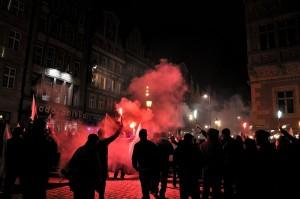 Polska jest jedna. 11 listopada – oddsłona wieczorna