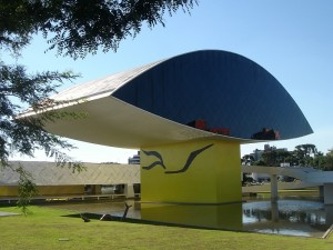 Oscar Niemeyer – poeta brazylijskiej architektury