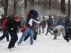Wielka Bitwa Śnieżna na Wyspie Słodowej