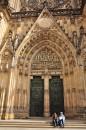 Gotycka katedra św. Wita