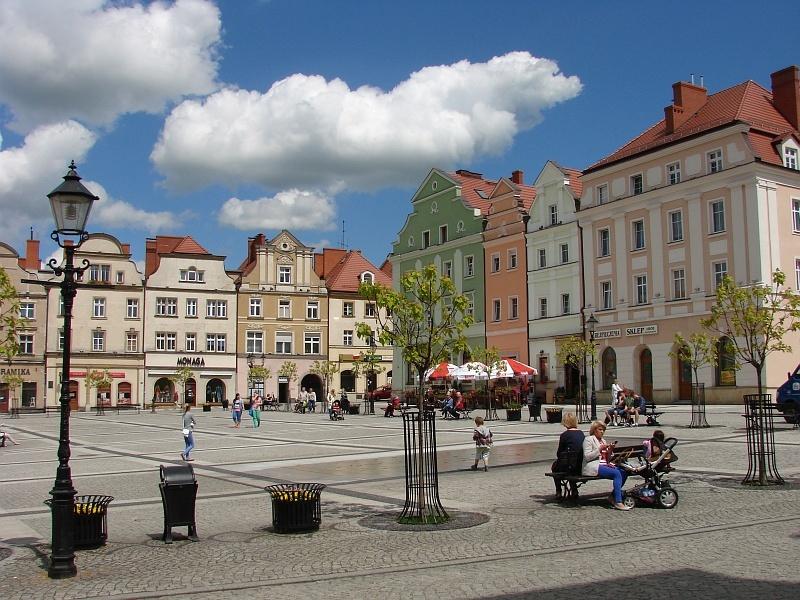 Bolesławiec bliżej Europy