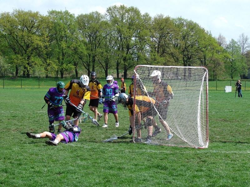 Lacrosse we Wrocławiu w międzynarodowej obsadzie