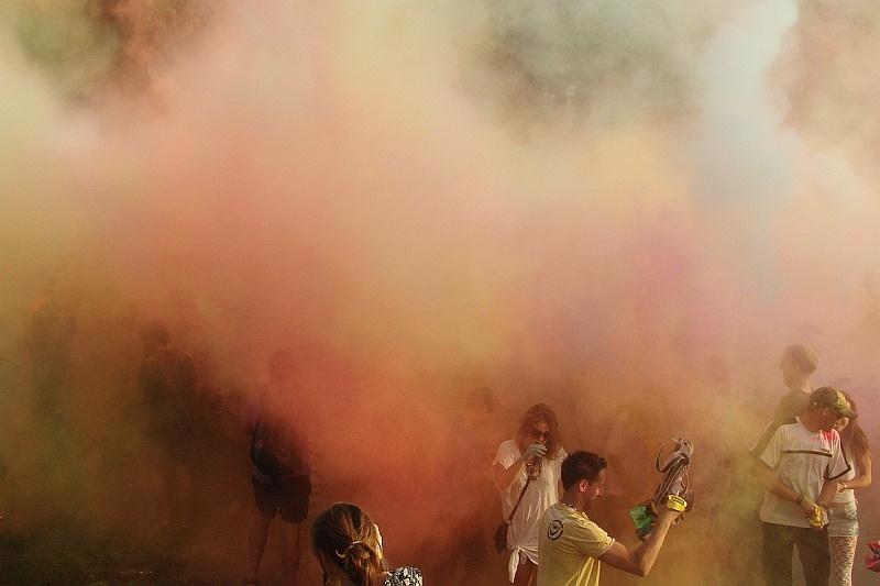 Festiwal Kolorów po wrocławsku