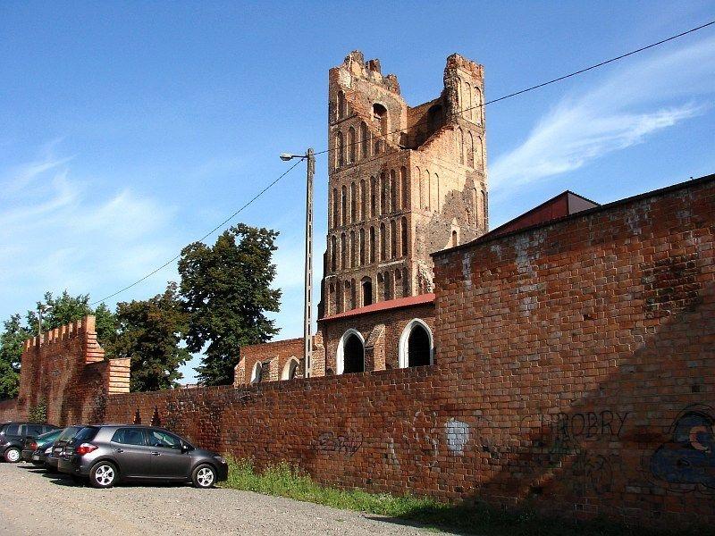Kościół Św. Mikołaja w Głogowie dołączy do europejskich pomników przeciw wojnie