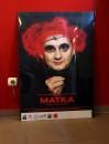 Plakat do spektaklu Teatru STU w Krakowie, pt. Matka, wg Stanisława Ignacego Witkiewicza,