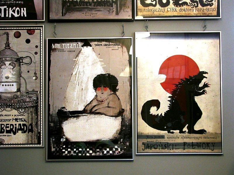 Plakaty – dzieła sztuki, które znam z ulicy