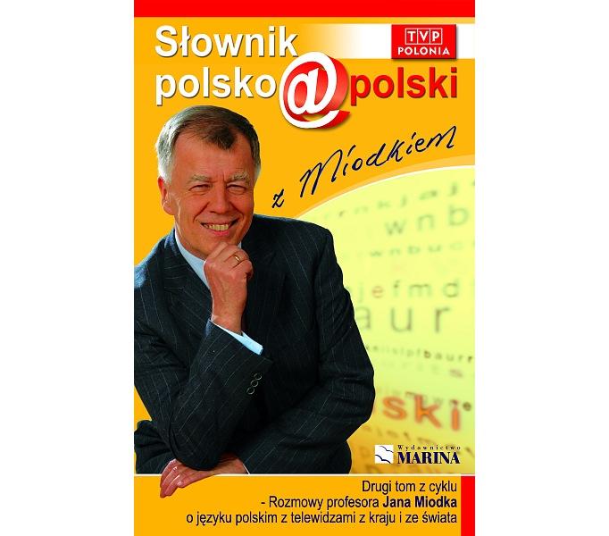 Prof. Jan Miodek na 22 Wrocławskich Targach Dobrych Książek