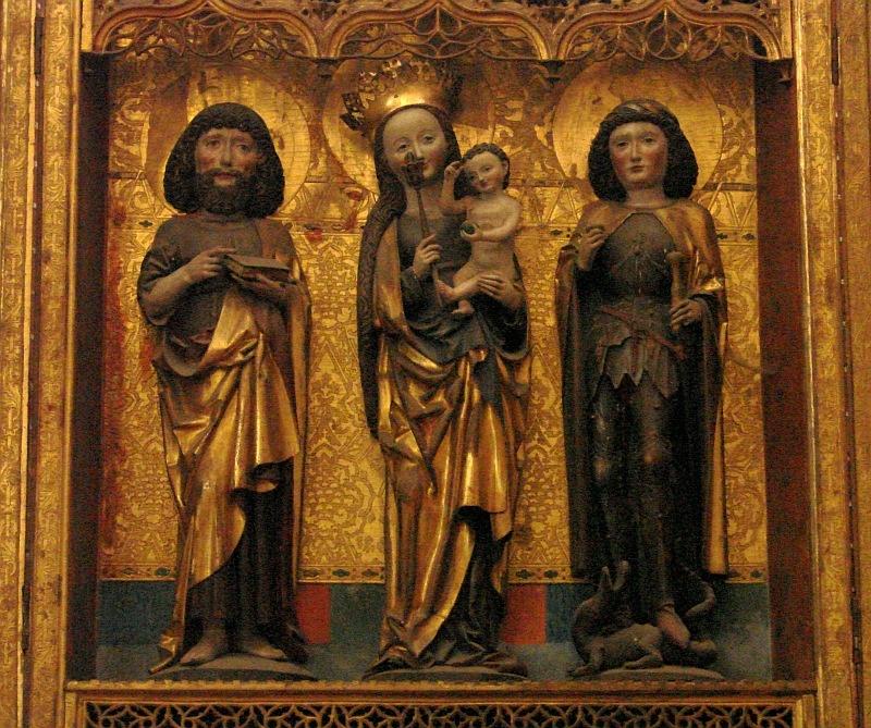 Kościół Najświętszej Maryi Panny na Piasku w 28 odsłonach