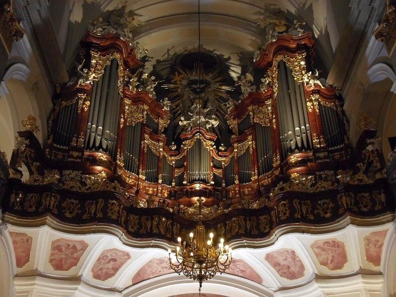 Dźwięki historii. Barokowe organy w Bazylice Mniejszej NMP w Bardzie