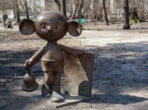 Łódź Bajkowa, czyli śladami bohaterów filmów animowanych