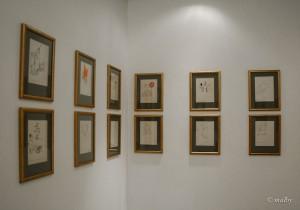 Rysunki Szymona Kobylińskiego w łódzkim Muzeum Kinematografii