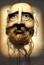 "Pan Bóg (maska). ""Faust"", 1989 r."