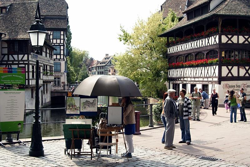 Zbigniew Kulik – wystawa fotografii  La Petite France – Strasbourg