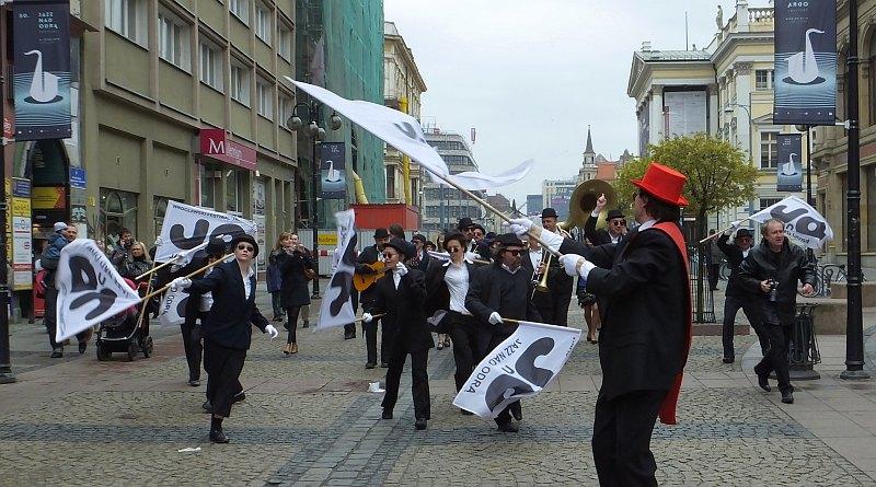Jazz nad Odrą. Parada Nowoorleańska