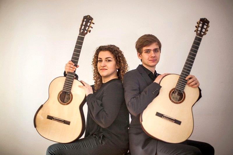 Liryczne brzmienie strun. Koncert Duo Poetico w Starej Giełdzie