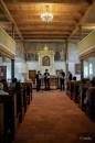Wnętrze kościoła im. Andrzeja Boboli