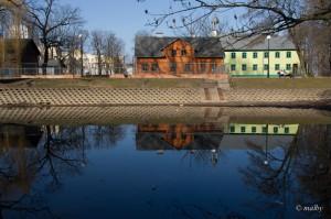Skansen Architektury Drewnianej w Łodzi