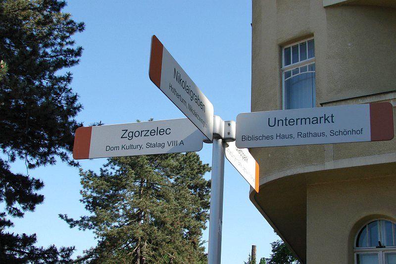 Europa-Miasto Zgorzelec Görlitz 16 lat po podpisaniu proklamacji