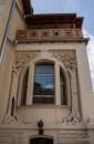 Okno z witrażem