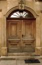 Drzwi do cerkwi zbudowanej w latach  w latach 1737–1738
