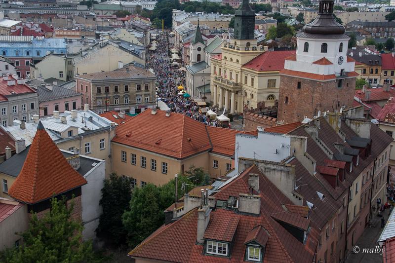 Lublin w obiektywie dwudniowego turysty
