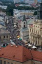 Stare Miasto z lotu ptaka