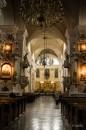 Wnętrze bazyliki oo. Dominikanów
