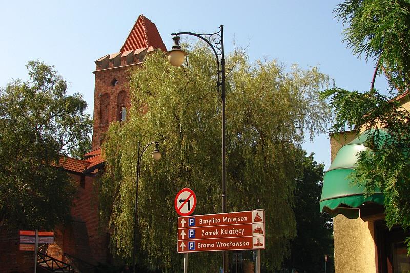 Urlop na godziny. Wokół zamku książąt piastowskich w Oleśnicy