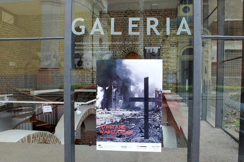 Powstanie Warszawskie w 70. rocznicę – wystawa fotografii w Domku Romańskim