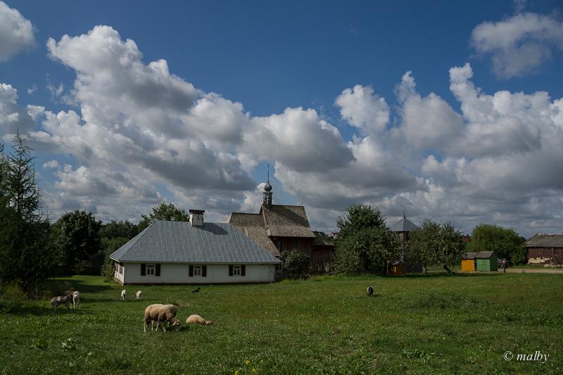 Wieś i miasteczko w skansenie, czyli Muzeum Wsi Lubelskiej