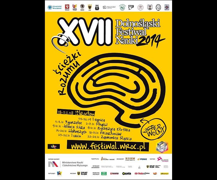 XVII Dolnośląski Festiwal Nauki w Państwowej Wyższej Szkole Teatralnej
