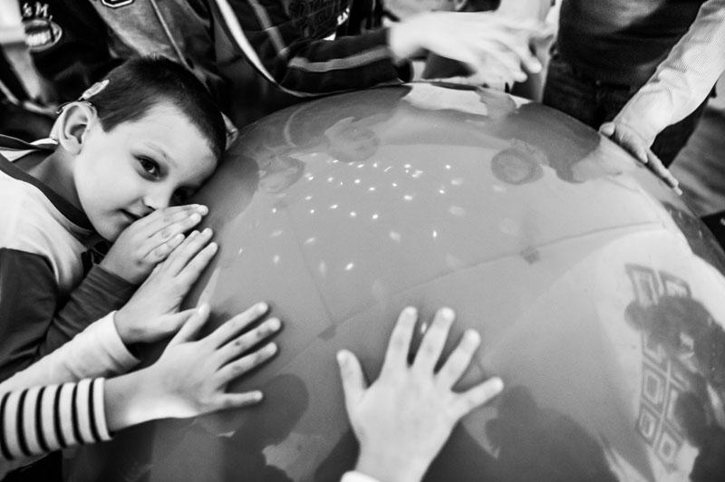 5 Zmysłów. Pauza. Wystawa fotografii Marka Lapisa w Klubie Firlej