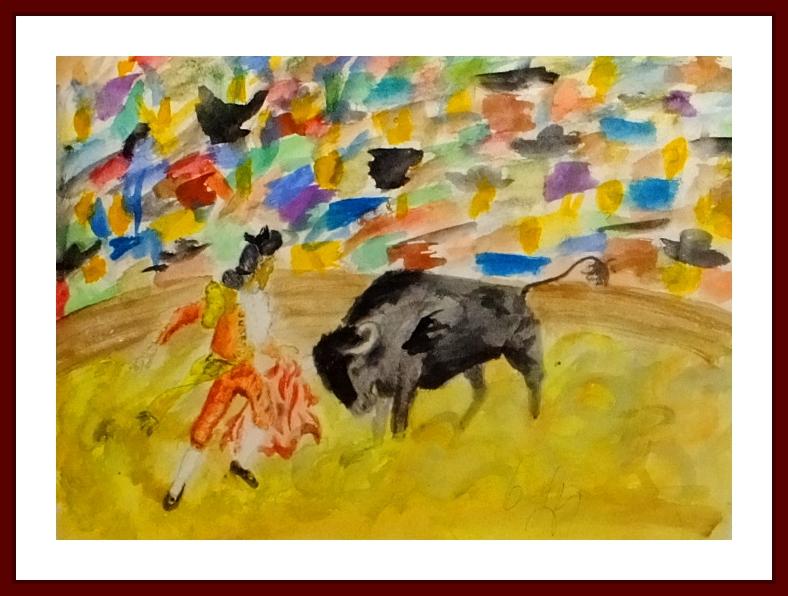 Goya, Ewa i inni.  O tauromachii subiektywnie