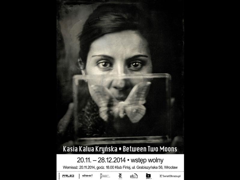 Kasia Kalua Kryńska – Between Two Moons. Wystawa portretów w technice mokrego kolodionu